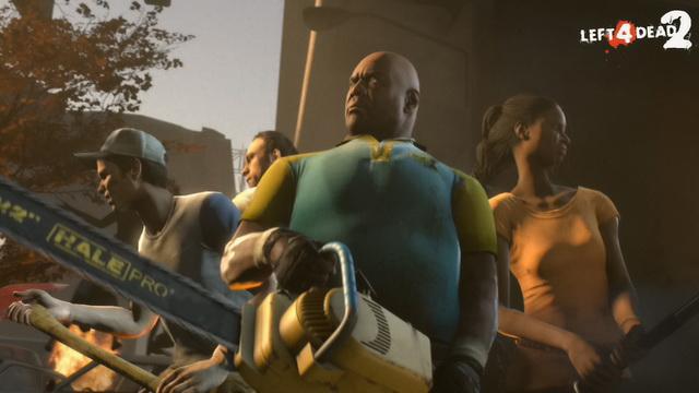 Screenshot de Left 4 Dead 2