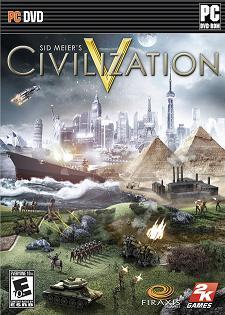 Screenshot de Civilization V
