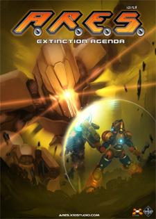 Screenshot de A.R.E.S. : Extinction Agenda