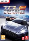 Jaquette PC de Test Drive Unlimited 2