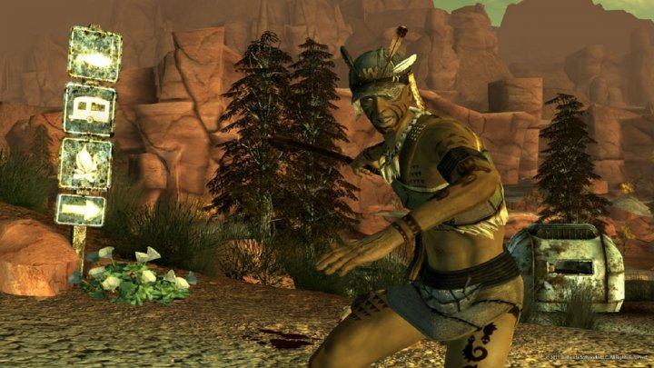 Screenshot de Fallout New Vegas : Honest Hearts