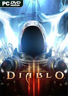 Jaquette PC de Diablo III