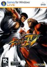 Jaquette PC de Street Fighter IV