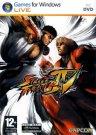 Jaquette PC de Street Fighter IV