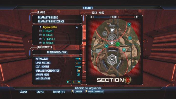 Screenshot de Section 8 : Prejudice