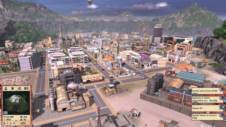 Screenshot de Tropico 4