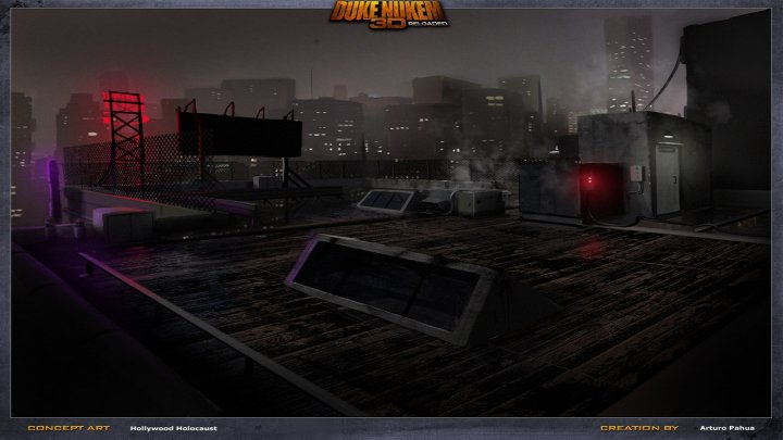 Screenshot de Duke Nukem 3D : Reloaded