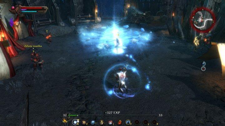 Screenshot de Les Royaumes d'Amalur : Reckoning