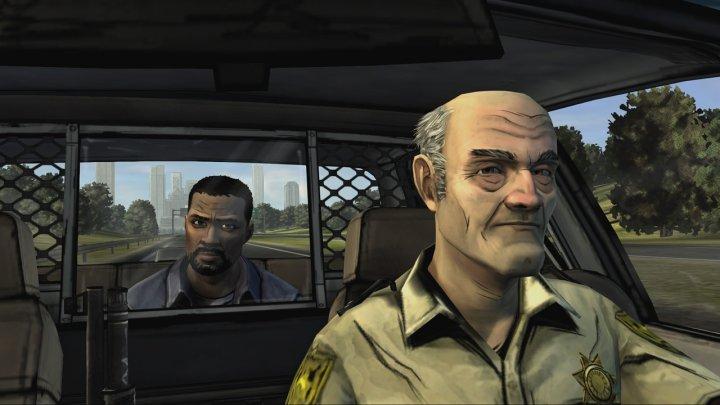 Screenshot de The Walking Dead – Saison 1