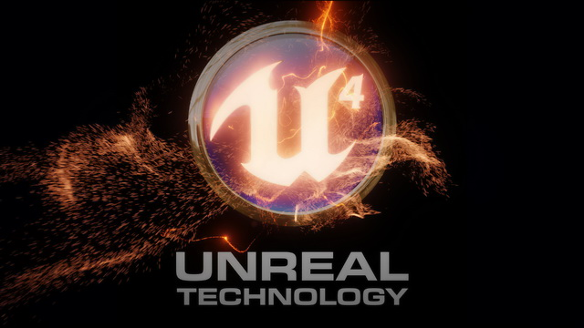 Screenshot de Unreal Engine 4