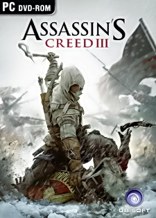 Jaquette PC Assassin's Creed 3
