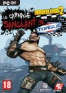 Jaquette PC de Borderlands 2 - Mr. Torgue's Campaign of Carnage