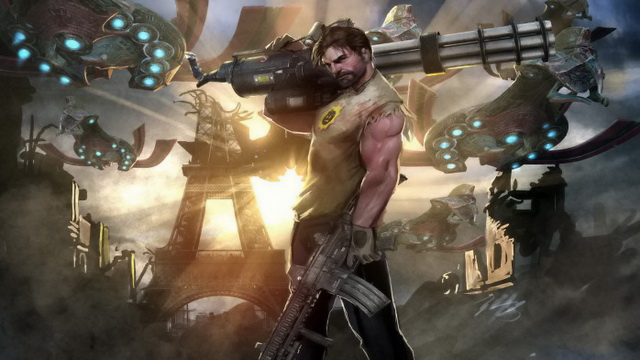 Screenshot de Serious Sam 4 : Planet Badass