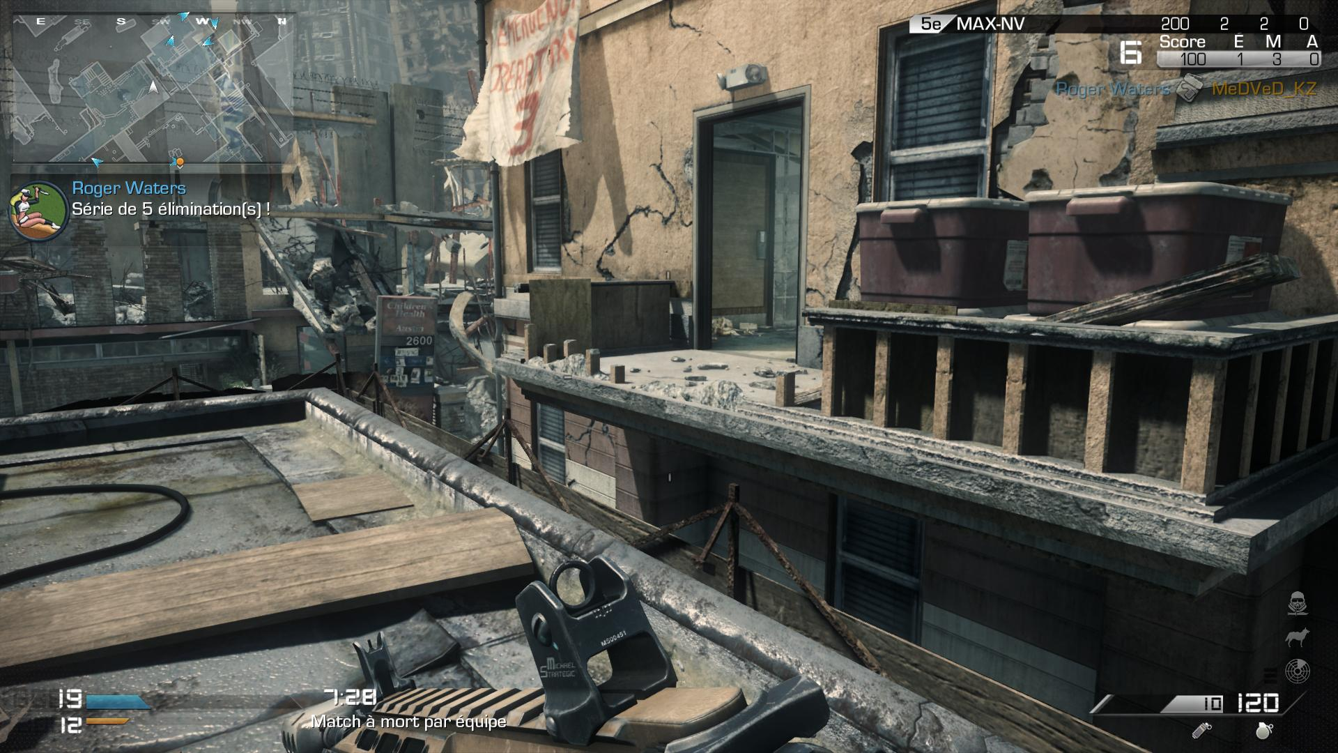 call of duty ghosts jeu vid 233 o pc sur pathfinding fr