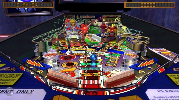 Screenshot de Pinball Arcade