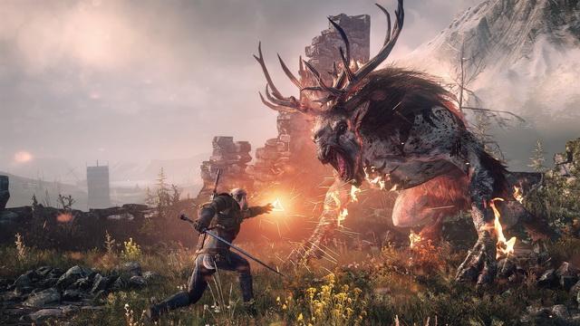 Screenshot de The Witcher 3 : Wild Hunt