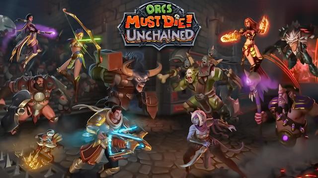 Screenshot de Orcs Must Die! Unchained