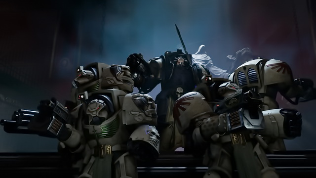 Screenshot de Space Hulk : Deathwing