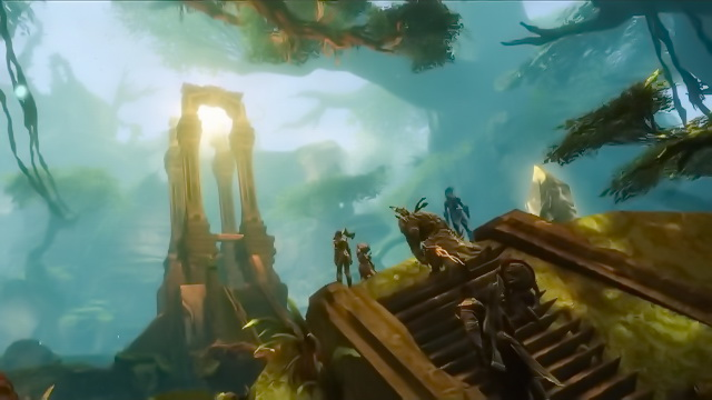 Screenshot de Guild Wars 2: Heart of Thorns