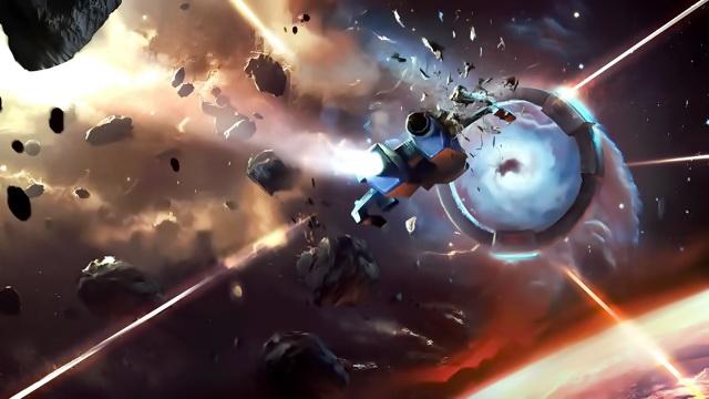Screenshot de Sid Meier's Starships