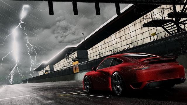 Screenshot de Project Cars