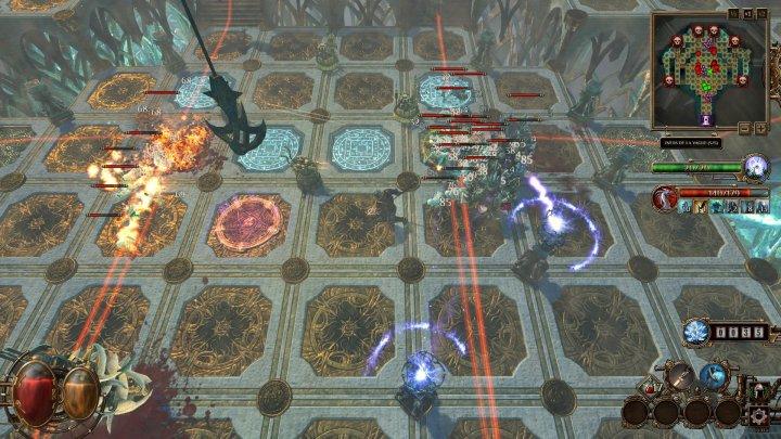 Screenshot de Deathtrap
