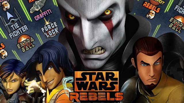 Screenshot de Pinball FX 2 – Star Wars Rebels