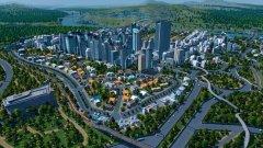 Banniere de Cities Skylines