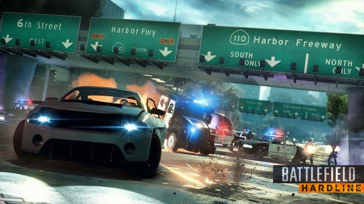 Screenshot de Battlefield : Hardline