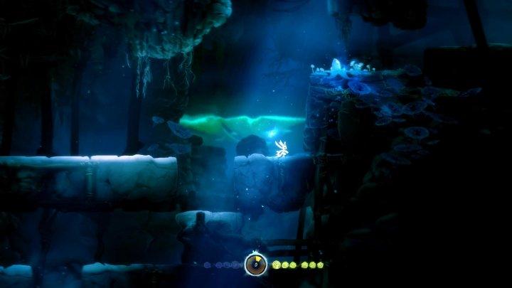 Screenshot de Ori and the Blind Forest