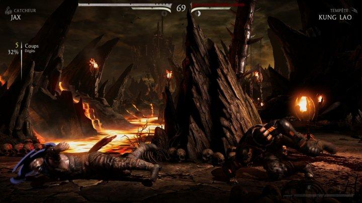 Screenshot de Mortal Kombat X