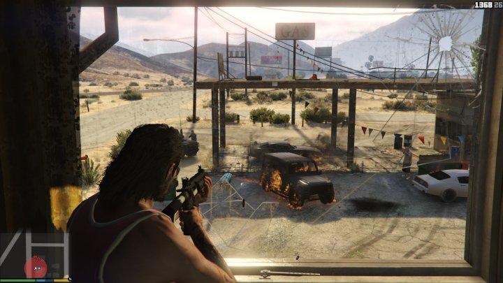 Screenshot de Grand Theft Auto V