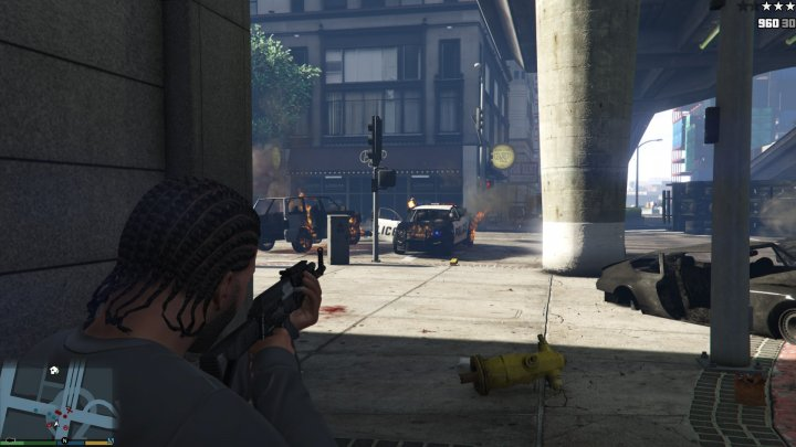 Screenshot de Grand Theft Auto V