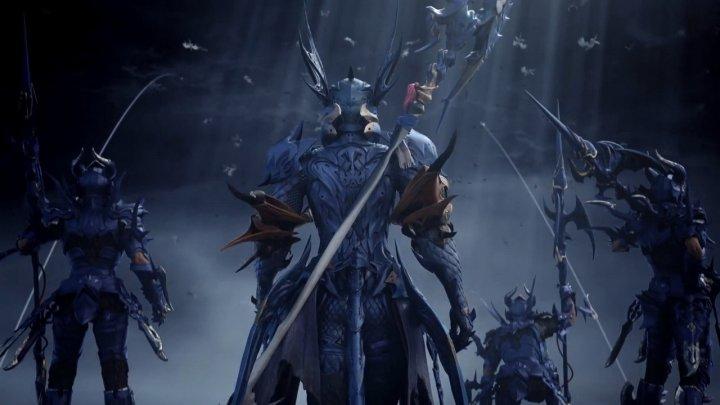 Screenshot de Final Fantasy XIV : Heavensward