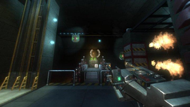 Screenshot de Magnetic: Cage Closed