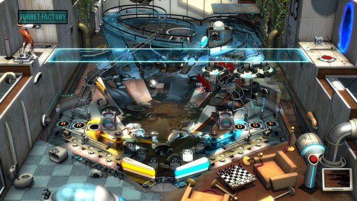 Screenshot de Pinball FX 2 – Portal Pinball