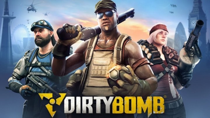 Screenshot de Dirty Bomb