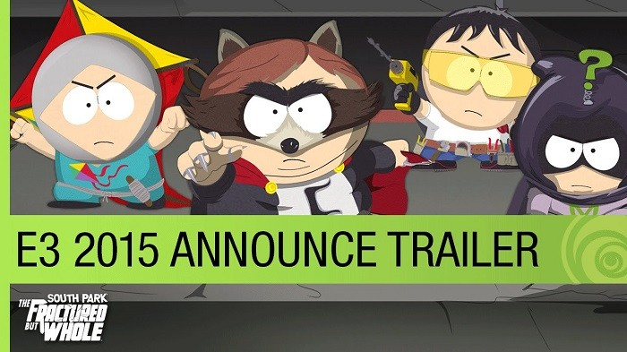 Screenshot de South Park : The Fractured but Whole
