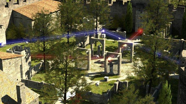 Screenshot de The Talos Principle : Road to Gehenna