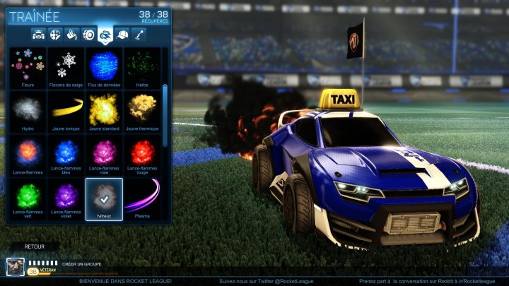 Screenshot de Rocket League – Supersonic Fury