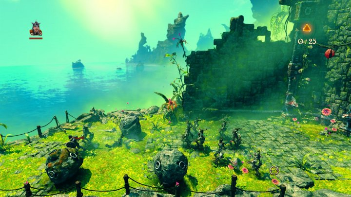 Screenshot de Trine 3 : The Artifacts of Power