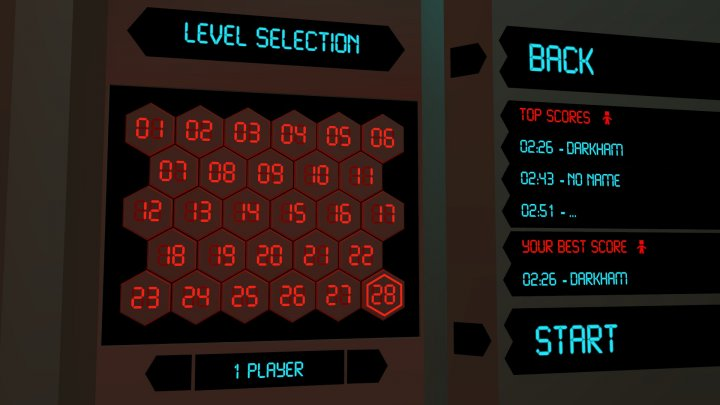 Screenshot de Twin Robots