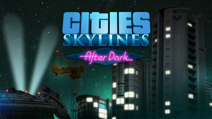 Screenshot de Cities Skyline – After Dark