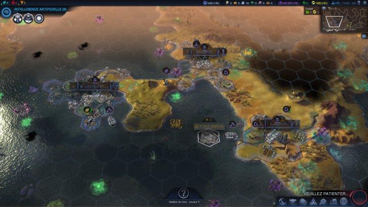 Screenshot de Civilization : Beyond Earth – Rising Tide