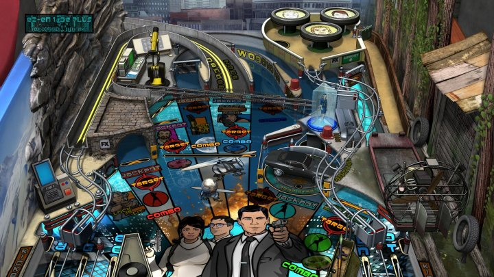Screenshot de Pinball FX2 – Balls of Glory Pack