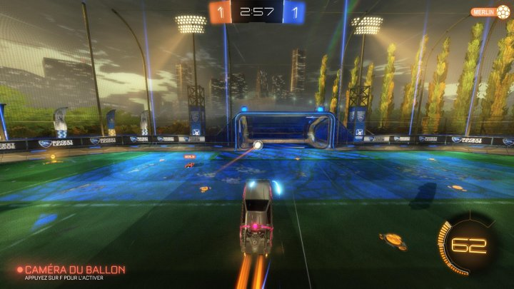 Screenshot de Rocket League – Revenge of the Battle-Cars