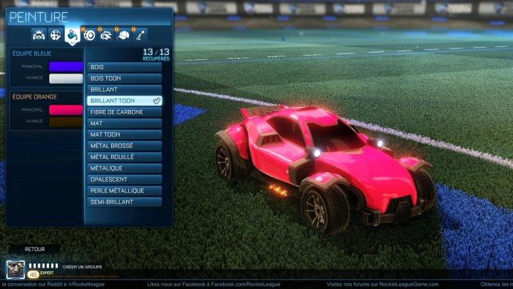 Screenshot de Rocket League – Revenge of the Battle-Cars