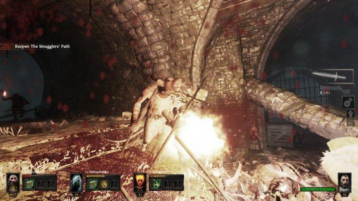Screenshot de Warhammer: End Times – Vermintide
