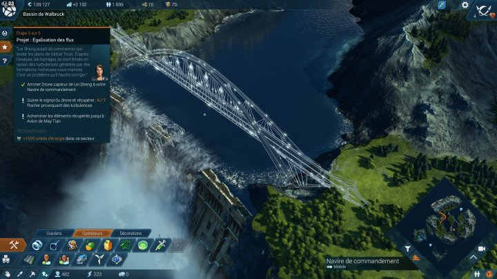 Screenshot de Anno 2205