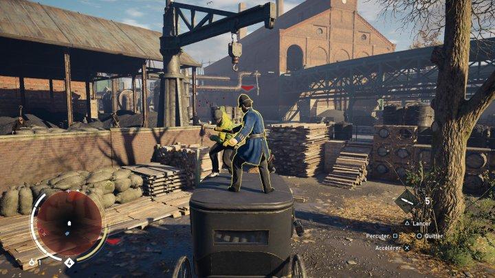 Screenshot de Assassin's Creed Syndicate